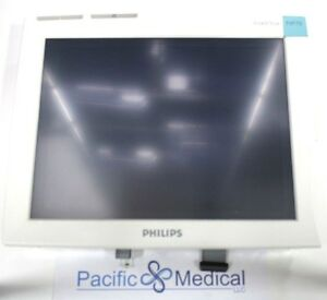 Philips Intellivue Mp70 Touch Screen Assembly Complete Genuine Oem Biomed Tested