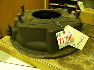 Chevrolet 427 With Np7590 Bell Housing Cast c11821