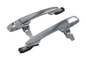 2005 2014 Ford Mustang Saleen Chrome Exterior Outside Complete Door Handles