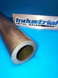 3 Od X 12 long X 1 2 wall Dom Steel Round Tube 3 Od Dom X 500 Wall