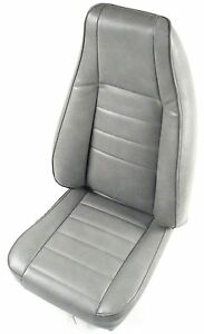 Jeep 1991 1996 Yj Wrangler Fixed Bucket Seats Uph Kit New