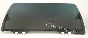 Fits 2003 2009 Toyota 4runner Rear Window Back Glass Heated New
