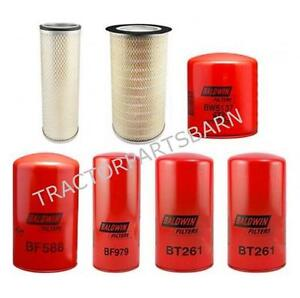 Ih 1066 1086 1466 1486 1566 1586 3388 5088 6388 Oil Air Fuel Coolant Filters