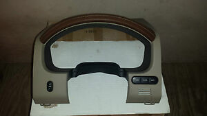 2004 2008 Ford F150 King Ranch Speedometer Bezel Cover Bld7 0ad33 Tc