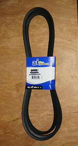 Replacement Belt 167148 For King Kutter Finishing Mower