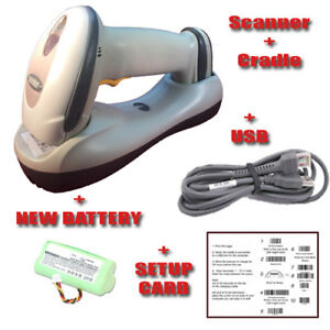 Symbol Usb Barcode Scanner In Stock   JM Builder Supply and