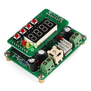Step down Digital controlled Module Constant Current Cnc Power Supply 6 40v 0 3a
