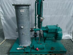 Remediation System Sve Dpe Eg g Rotron Blower 10 Hp