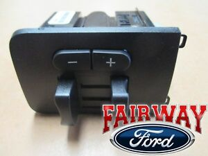 11 Thru 16 Super Duty F250 F350 Oem Ford In dash Trailer Brake Controller Module
