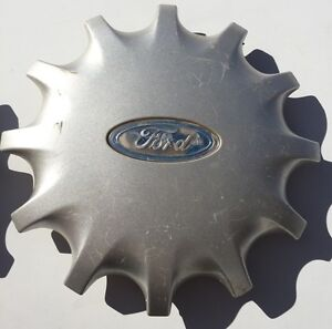 Single 1 Used 1995 1997 Ford Crown Victoria 15 Wheel Center Caps F5ac 1a096 Ab