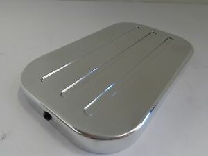 Polished Billet Aluminum Gm Truck Master Cylinder Cap Cover Chevy 88 00 350 New