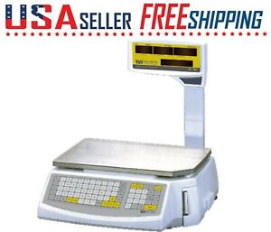Easyweigh Ls 100 Printing Scale Ls100 Label Scale Lp1000