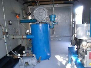 Remediation Trailer Soil Vapor Extraction Air Sparge Mobile Remediation