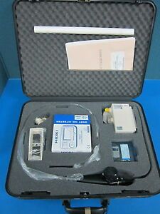 Toshiba Transducer Probe Multi plane Tee Pek 510mb With Case Accessories