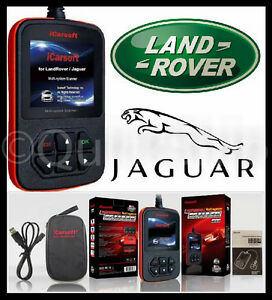 Land Range Rover Diagnostic Scan Tool Code Reader Discovery Defender Freelander