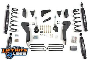 Zone 6 Suspension Liftkit For 2003 2007 Dodge Ram 2500 3500 4x4 Top Rated M Usa