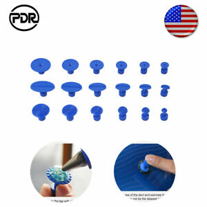 Pdr Tools Glue Pulling Tabs Paintless Hail Repair Damage Removal For All Puller
