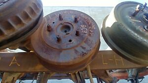 77 Toyota Pickup Rear Axle Assembly Differential