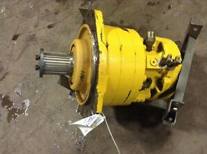Gehl Sl7810 Skid Steer Hydraulic Drive Motor Right Side 2 Speed Pn 136332a