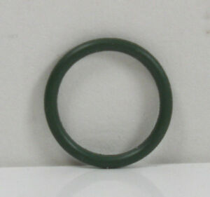 100 Parker Vw155 2 015 O ring Green Flourocarbon Rubber 90 Duro 551 Id X100
