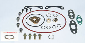 Turbocharger Rebuild Kit For Holset H1c H1d H1e Turbos 28 Piece