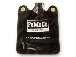 Mustang Windshield Washer Bag W Fomoco Logo 1966 With Flip Lid