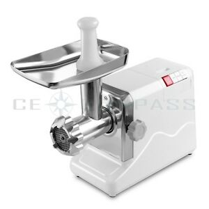 Meat Grinder Electric Industrial Home Sausage Maker Cutting Blades Attachment