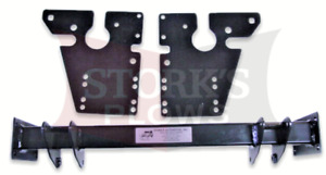 84 01 Jeep Cherokee Western Suburbanite Fisher Homesteader Plow Mount Comanche