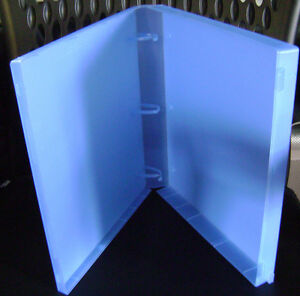 Lot Of 12 1 1 2 View Case Binder Letter Size 8 5x11 Storage