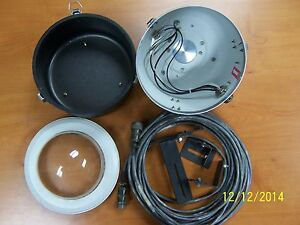Pelco Bb5a pg Camera Housing Surveillance Dome Ptz Style And 30 Cable
