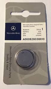Mercedes Benz Remote Key Entry Battery E350 E430 E550 Slk230 E55 Ml430 C320 C240