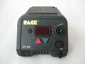 Used Work Pace St 85 Soldering Controller Station St45 Power Unit e ge