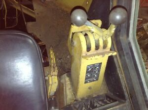 Michigan 125b Wheel Loader Valve Main Controls Manual Two Stick Two Spool