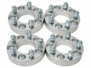 4pc 1 25 5x5 To 5x4 75 Wheel Spacer Adapters