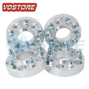 4 1 5 Lug Hubcentric Wheel Spacers Adapters 5x4 5 For Ford Jeep Mazda Kia