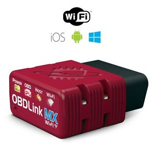 Obdlink Mx Wifi Free 2 day Priority Shipping Obd2 Ii Module By Scantool