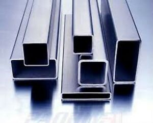 304 Stainless Steel Rec Tube 229 X 6 X 6 X 21 50 Surplus Material F