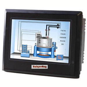 7inch Hmi Xinje Th765 mt Touch Screen With Free Usb Program Download Cable
