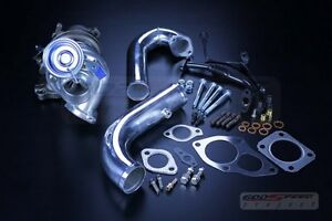 Rev9 Eclipse 1g 2g Dsm Gst Gsx 4g63 Big 16g Turbo Charger bolt On j Pipe Kit