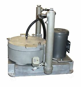Us Filtermaxx 10 000g Programable Wvo Biodiesel Oil Cleaning Centrifuge