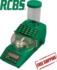 RCBS Chargemaster 1500 Combo Powder Scale amp; Dispenser 98923 115 volt $419.99
