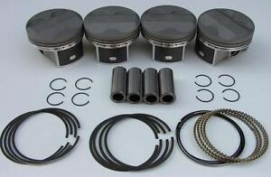 Jdm Nippon Racing Floating Prc Itr Pistons Type R K20 Dc5 Hst Oversize 86 5mm
