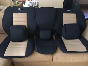 Wet Okole Ford F 150 Super Crew Seat Covers
