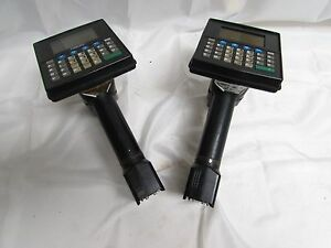 Handheld Products Laser wand Barcode Scanner Class Ii Laser lot Of 2 xlnt