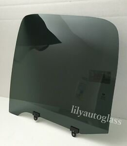 Fit 01 04 Toyota Tacoma Pickup 4d Crew Cab Driver Left Rear Door Window Glass