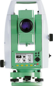 Leica Flexline Ts06 Plus 5 R500 Total Station For Surveying Construction