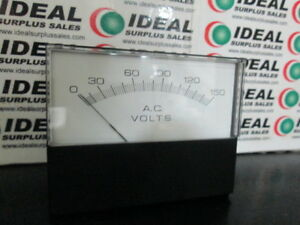 General Electric 251 Panel Meter New In Box