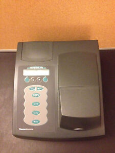 Thermo Spectronic Genesys 20 Spectrophotometer 4001 4