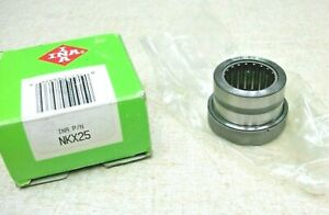 Ina Nkx25 Combination Needle Roller thrust Ball Bearing 25 Mm Bore 1 21 32 Od