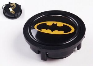 Steering Wheel Batman Dark Knight Horn Button For Momo Sparco Grant Dino Quantie